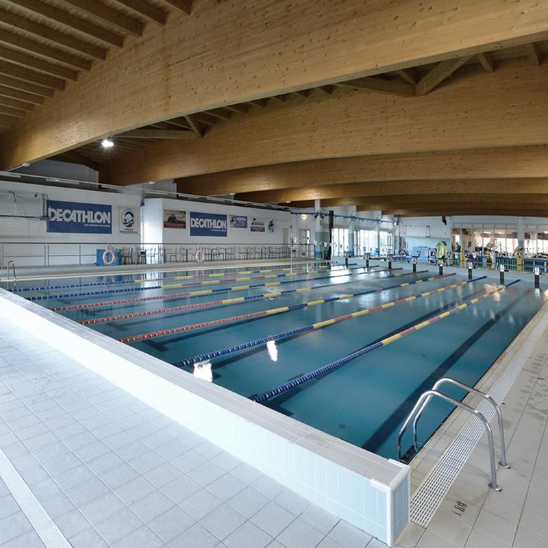 Piscina campus aquae for Piscinas desmontables decathlon